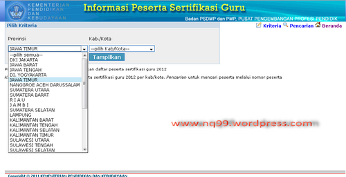 DOWNLOAD PENGUMUMAN HASIL UKA 2012