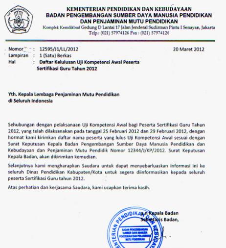 Bagi teman teman guru di Jawa timur ,Berikut daftar nama peserta yang